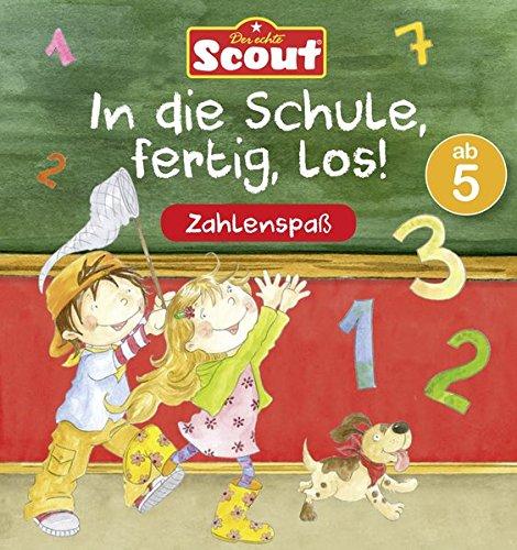 Preisvergleich Produktbild Scout In die Schule,  fertig,  los! Zahlenspaß