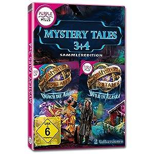 Mystery Tales 3 Plus 4 Standard, Windows Vista / XP / 8 / 7