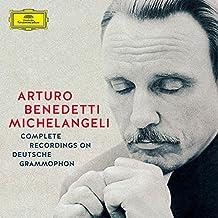 Arturo Benedetti Michelangeli: Complete Recordings on Deutsche Grammophon (Coffret 10 CD)