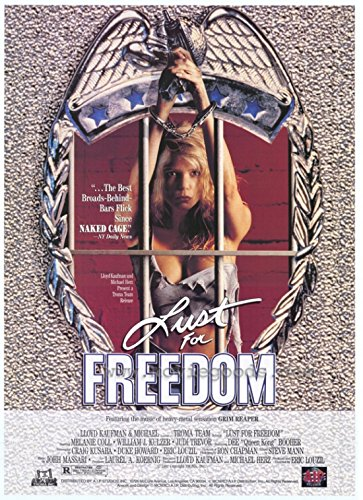 Price comparison product image Lust for Freedom Movie Poster (68.58 x 101.60 cm)
