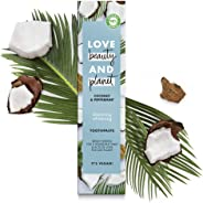 Love Beauty and Planet Blooming Whitening Coconut and Peppermint Toothpaste, 75 ml