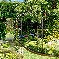 Rosenbogen Swing von Gärtner Pötschke auf Du und dein Garten