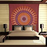 ooltah chashma cotton Printed Double Bed...