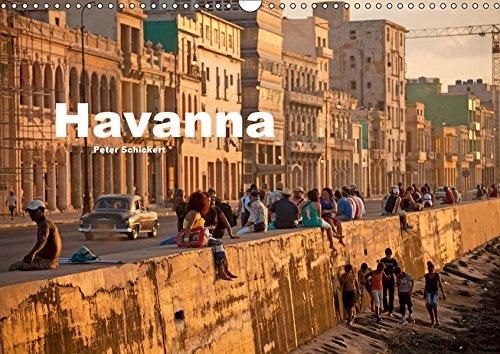 Havanna (Wandkalender 2019 DIN A3 quer): 13 Fotos aus der kubanischen Hauptstadt (Monatskalender, 14 Seiten ) (CALVENDO Orte)