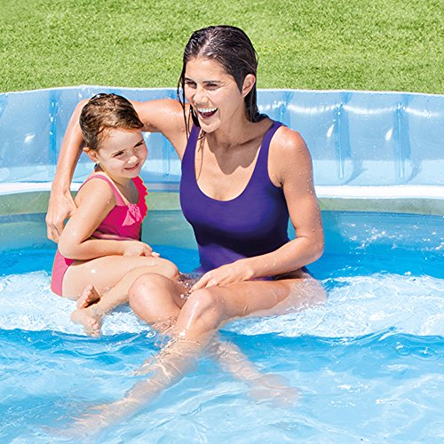 Intex Swim Centre Family Lounge Pool Inflatable