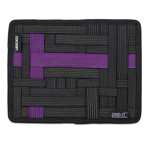 grid-it-cocoon-grid-organiser-2719cm-black-with-purple