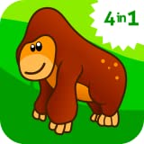 Kids ABC animal Zoo games 1
