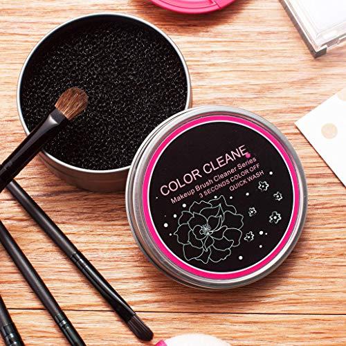 YA-Uzeun - Brocha maquillaje eliminar color