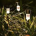 12er LED Solarleuchte Gartenleuchte,OakLeaf Energie sparende Wegeleuchten mit Erdspie? Wasserdichte Gartenleuchte f¨¹r Garten, Landscape, Outdoor