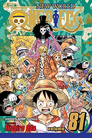 [(One Piece: Vol. 81)] [Author: Eiichiro Oda] published on (February, 2017)