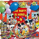 Mickey Mouse Partyset XXL