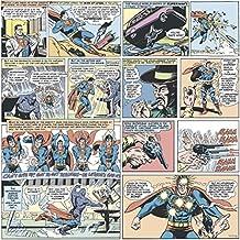 Papel pintado para pared technopro DC Comics tira de cómic