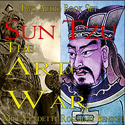 The Art of War Two Audio Book Set