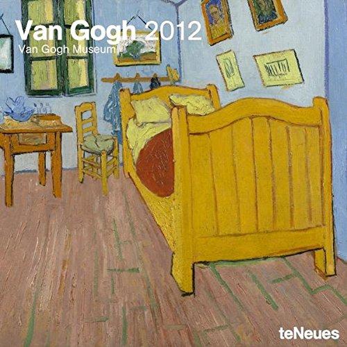 2012 Van Gogh Grid Calendar