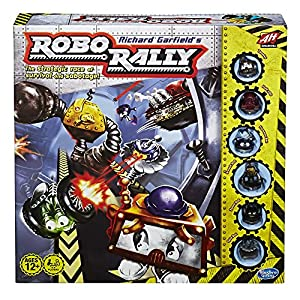 Avalon Hill Robo Rally (edición 2016)