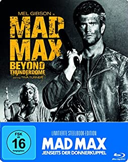 Mad Max – Jenseits der Donnerkuppel (Steelbook) (exklusiv bei Amazon.de) [Blu-ray] [Limited Edition]