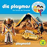 Die Playmos - Folge 52: Der Schatz der Pyramide (Das Original Playmobil Hörspiel)