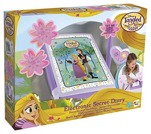 Enredados Rapunzel–Diario segreto elettronico (IMC Toys 211452)