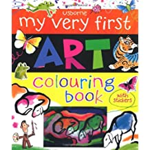 My Very First Art Colouring Book (My Very First Art Books)