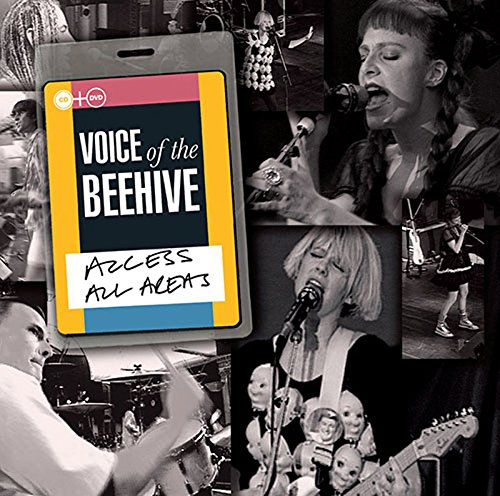 Access All Areas - Voice of the Beehive