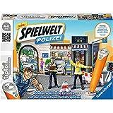 Ravensburger Tiptoi 00832 00832-tiptoi Mini Spielwelt: Verkehrspolizei