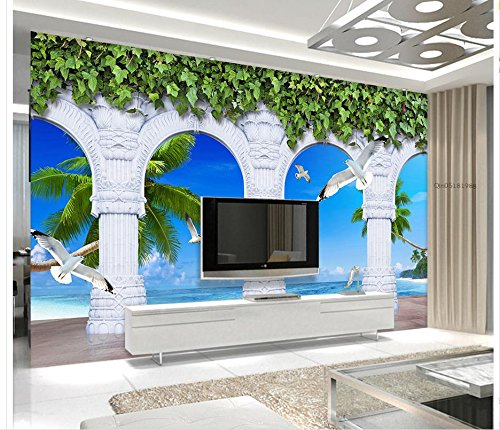 Wapel un papel tapiz personalizado para la decoraci n del for Decoracion hogar 3d