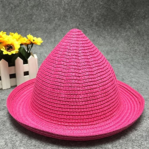 07d9645b1b499 23% OFF on Generic Style 4   Summer Style Child Sun hat Beach Sunhat Fedora  hat Trilby Straw panama Hat Sweet Cute boys girl Gangster Cap For Kids  Children ...