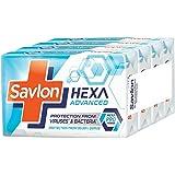 Savlon Hexa Advanced Soap, 75 g [Pack of 4]