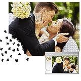 Fotopuzzle  inkl. Puzzle Schachtel (Hochzeit) - Individuelles Puzzle mit selbst gestalten eigenem Foto, 1000 Teile