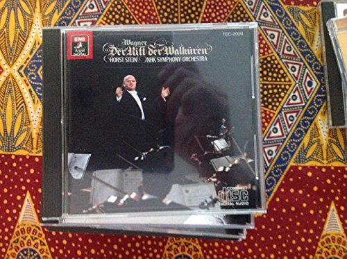 Walküren EMI Angel Series Audio CD kein Vinyl! ()