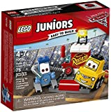 LEGO UK 10732 Cars 3 Guido and Luigi's Pit Stop