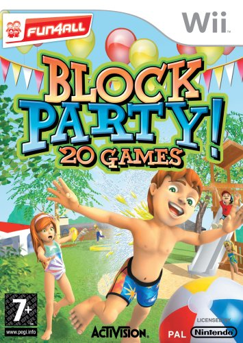 Block Party! 20 Games (wii)