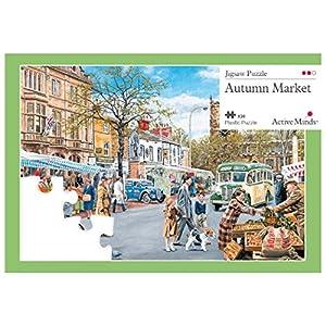 Active Minds Herbstmarkt – 35 Teile Puzzle Entworfen als Beschäftigung für Senioren mit Demenz / Alzheimer