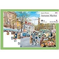 Herbstmarkt - 35 Teile Puzzle Entworfen als Beschäftigung für Senioren mit Demenz / Alzheimer von Active Minds