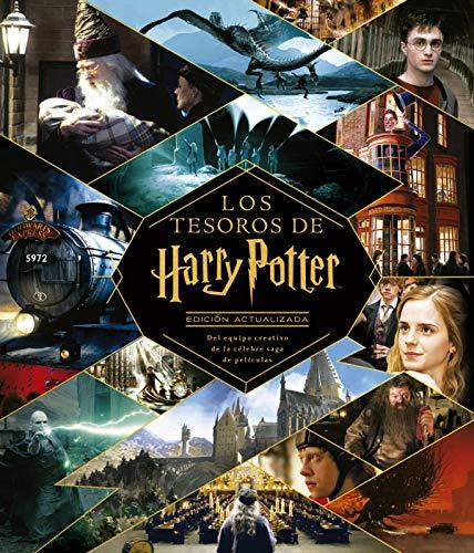 Los tesoros de Harry Potter. Edición actualizada (Música y cine) por AA. VV.