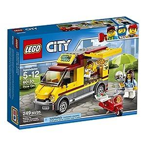 LEGO City Great Vehicles Pizza Van 60150 Construction Toy 0673419264693 LEGO