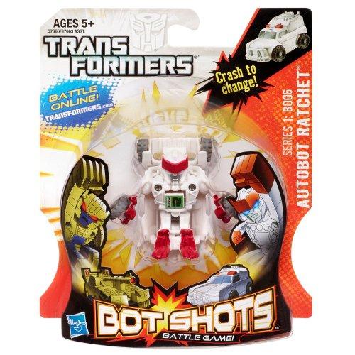 Hasbro Trasformer Bot Shots Battle Spielfigur: Autobot Ratchet