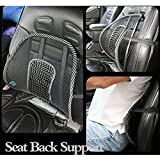 WAVE SHOP Massage Back Lumbar Support Mesh