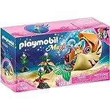 Playmobil Magic 70098 Zeemeermin Met Zeeslakkengondel