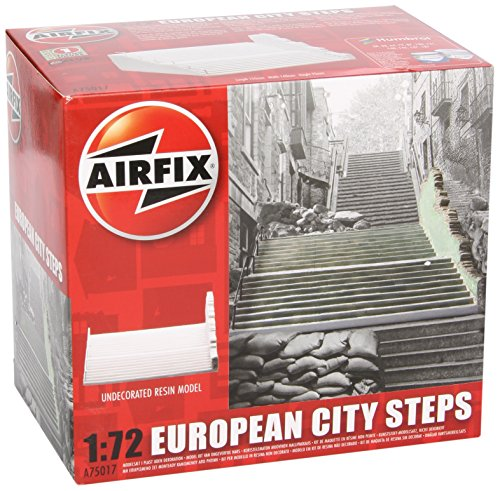 Airfix - Edificio European City Steps, 1:72 (Hornby A75017)