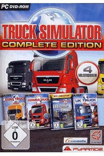 Truck - Simulator Complete - Edition [Software Pyramide] - [PC] (Truck Simulator Pc Spiele)