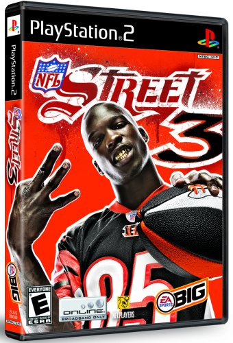NFL Street 3 - PlayStation 2 by Electronic Arts