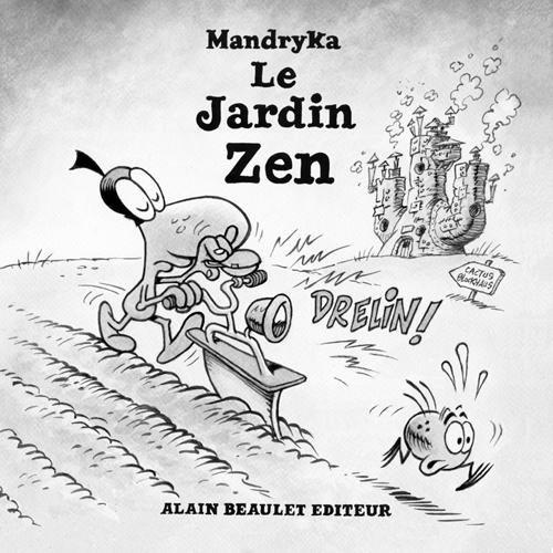 Le jardin Zen par Mandryka