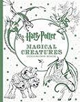 Harry Potter Magical Creatures Colori...