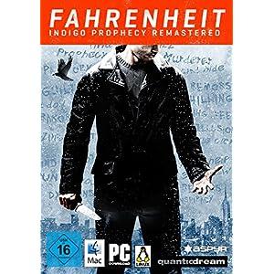 Fahrenheit: Indigo Prophecy Remastered [PC/Mac Steam Code]