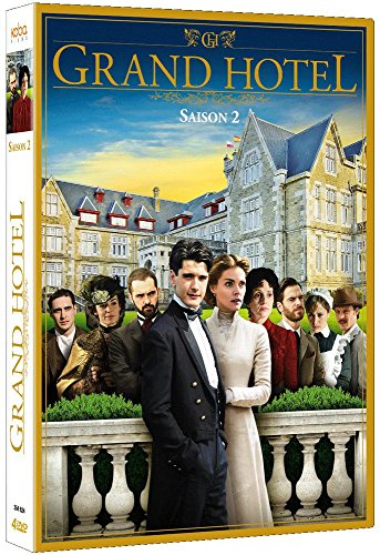 Grand Hôtel - Saison 2 [Francia] [DVD]