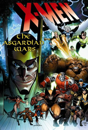 The Asgardian wars