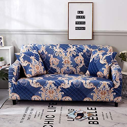 Beautyrain Gesteppt Sofa Protector Sofa SlipCover Aktualisieren Erneuern 3 Größen Doppel