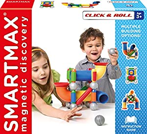 Smart Max Click & Roll, Multicolor (Smart Games SMX404)