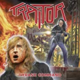 Traitor: Thrash Command (Ltd.Splatter Red/Black Vinyl) [Vinyl LP] (Vinyl)